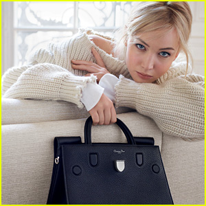 Jennifer Lawrence Stars in Dior's New Spring/Summer Campaign!