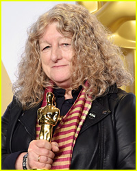 Oscar Winning Costume Designer Jenny Beavan Fires Back at Haters Who Didn't Clap During Her Win