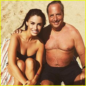 Jessica Lowndes & Jon Lovitz Spent Time in Hawaii a Year Ago!
