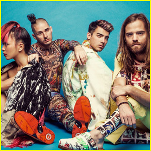 DNCE Wants to Punch the Whole World in the Face...in the Nicest Way