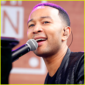 John Legend Reveals How He's Preparing to Be a Father