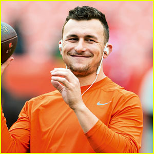 Johnny Manziel Cut from Cleveland Browns