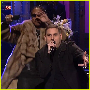 Jonah Hill Sings Drake's 'Jumpman' Part With Future on SNL - Watch Now!