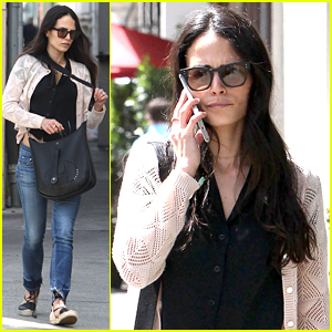 Jordana Brewster Is Dreading Potty Training Her Son