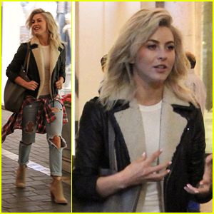 Julianne Hough Shares Style Advice for Looking Polished But Personal