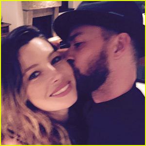 Justin Timberlake Writes Sweet Birthday Note for Jessica Biel