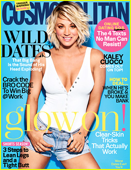 Kaley Cuoco Clarifies 'Of Course I'm a F-cking Feminist'!