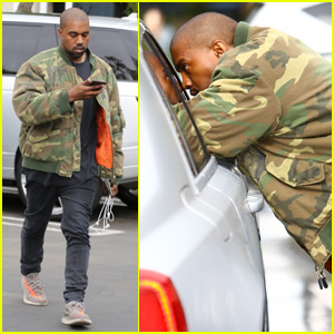 Kanye West's Shoe Donation Going to Disadvantaged Families This Weekend