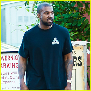Kanye West Projects Video of O.J. Simpson Inside Pablo Pop-Up Shop - Watch Now!