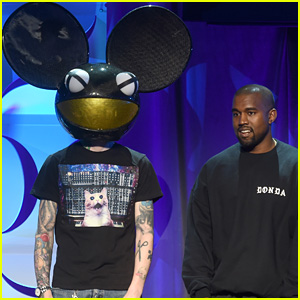Kanye West Fires Back at Deadmau5 After His Pirating Tweets