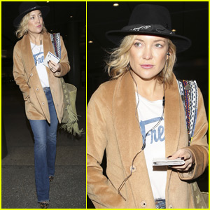 Kate Hudson Says She Wants to Have More Children
