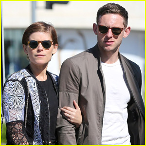Kate Mara & Jamie Bell Couple Up For Afternoon Errands