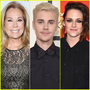 Kathie Lee Gifford Mistakes Justin Bieber for Kristen Stewart