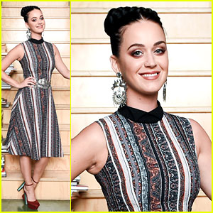 Katy Perry Met Orlando Bloom's Mom on Trip to Europe