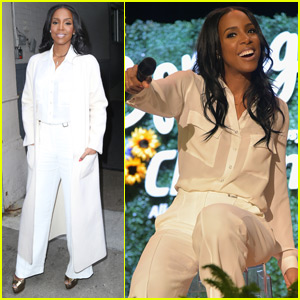 Kelly Rowland Helps Bring Outdoor Spaces to the Boys & Girls Club