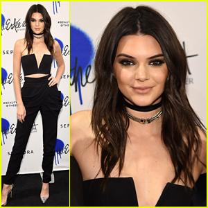 Kendall Jenner Kicks Off Estee Edit Collection at Sephora