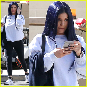 Kylie Jenner Says Her Hair Is Partially 'Destroyed' By Bleaching It