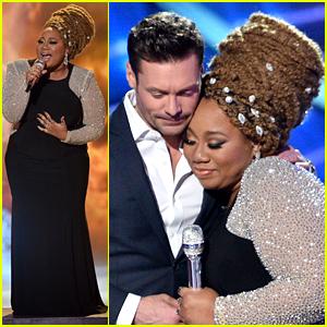 La'Porsha Renae Sings Adele's 'Hello' for 'American Idol' Top 3 Show (Video)