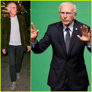 Larry David Returns to 'Saturday Night Live' as Bernie Sanders