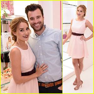 Lauren Conrad & William Tell Couple Up for 'Celebrate' Book Launch