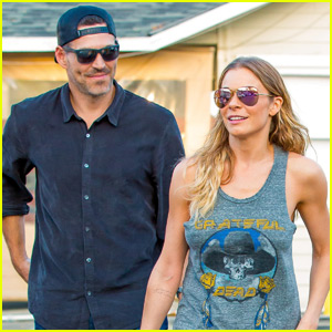 LeAnn Rimes & Eddie Cibrian Celebrate International Day of Happiness