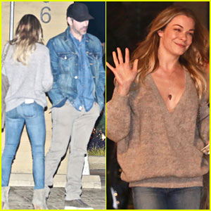 LeAnn Rimes Shares Eddie Cibrian's Rockstar Dad Moments!