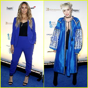 Leona Lewis & Natasha Bedingfield Support Water Access at 'One Night for One Drop'