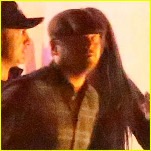 Leonardo DiCaprio Celebrates Oscar Win with Pals in L.A.
