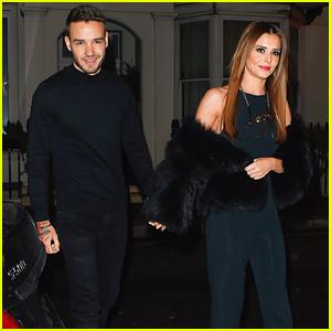 Liam Payne Holds Hands with Cheryl Fernandez-Versini On Romantic Dinner Date