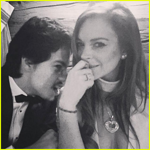 Lindsay Lohan Dating Russian Business Heir Egor Tarabasov!