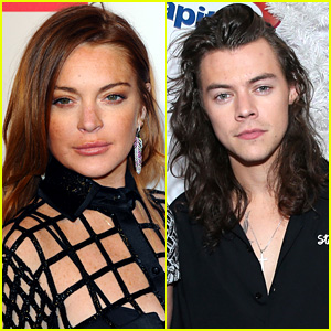Lindsay Lohan Allegedly Turned Down Harry Styles at Her Hotel Room at 2AM!