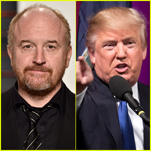 Louis C.K. Compares Donald Trump to Hitler in Scathing Email