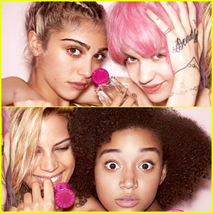 Madonna's Daughter Lourdes Leon Stars in Stella McCartney's New Campaign!
