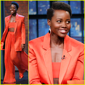 Lupita Nyong'o's Prom Date Totally Stood Her Up - Watch Here!