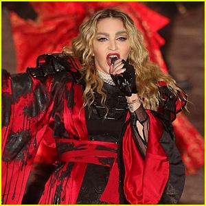 Madonna Fires Back at Rumors She Performed Drunk & High