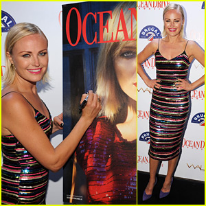 Malin Akerman Reveals How Becoming a Mom Changed Her