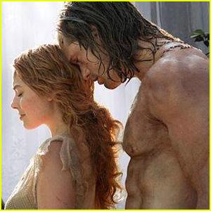 Margot Robbie Punched Alexander Skarsgard During 'Tarzan' Sex Scene