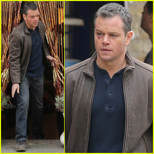 Matt Damon Says Title of Fifth 'Bourne' Installment Will Make Sense When the Film Debuts
