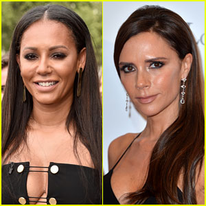 Mel B Says Victoria Beckham Is a 'Little Bit of a Bitch'