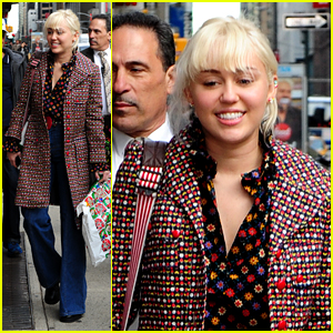 Miley Cyrus Learns Life Lesson From Her Bangs