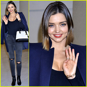 Miranda Kerr Sends an Inspiring Message to Women