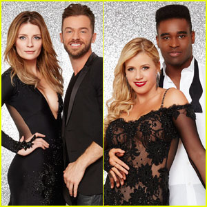 Jodie Sweetin, Mischa Barton, & 'Dancing With the Stars' Season 22 Cast Pose for Press Pics!