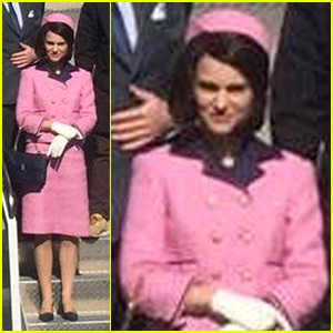 Natalie Portman Channels Jackie Kennedy to Film 'Jackie'