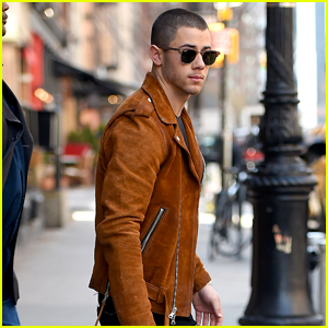 Nick Jonas Is 'Praying for Peace Around the World' After Brussels Attacks