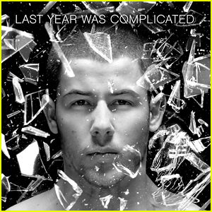 Nick Jonas Shares Official 'Last Year Was Complicated' Album Artwork