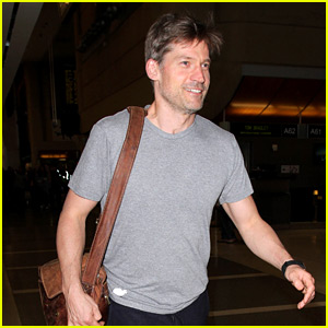 Nikolaj Coster-Waldau Has Been Approached By Fans in the Gym Shower