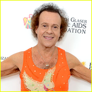 Richard Simmons Breaks Silence After Two Years - Listen Now!