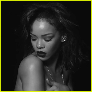 Rihanna Debuts 'Kiss it Better' Music Video Preview - Watch Now!