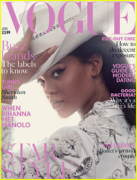 Rihanna Gushes About Her Mother Monica In British 'Vogue': 'She Is A Woman's Woman'