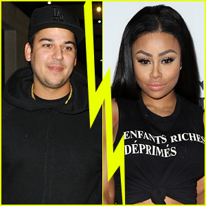Did Rob Kardashian & Blac Chyna Split?